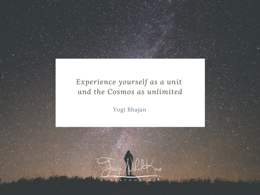 cosmos, you are one with the universe, mettayoga, kundalini yoga, prana, pranayam, meditation, mindfulness,