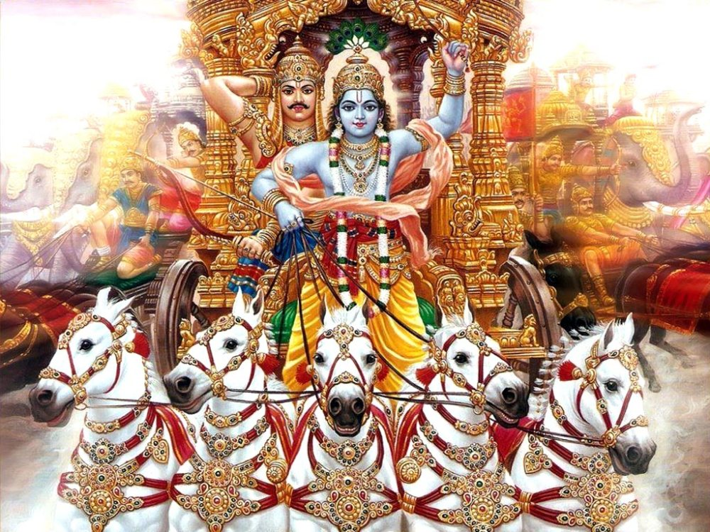 bhagavadgita, vedas, yoga, mindfulness, kundaliniyoga, mettayoga, arjuna, krishna