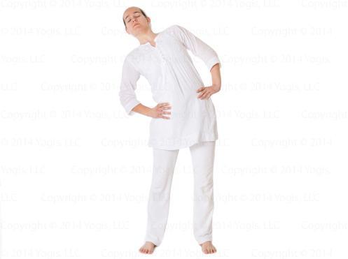 standing torso twist 2