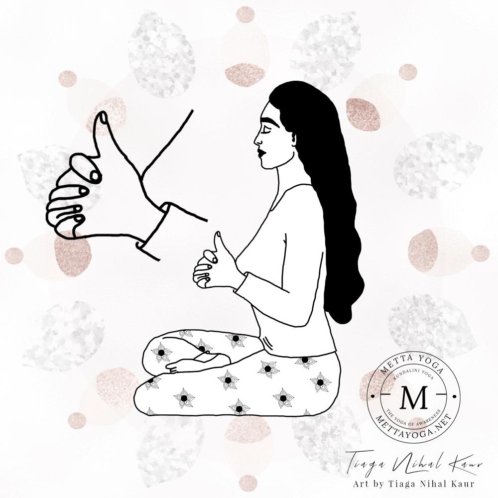 Metta Yoga, Tiaga Nihal Kaur, Art Yoga, Yoga Art, Artistic, Design, Illustration, Creative, Yoga, Kundalini Yoga, www.mettayoga.net, Aad Naad Kriya, Yoga Kriya, Illustration Art,