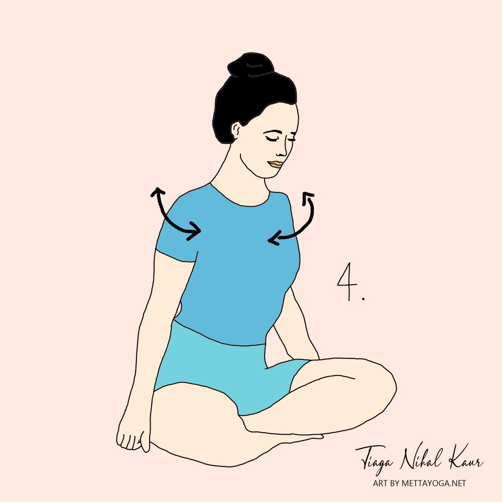 mettayoga.net metta yoga, tiaga nihal kaur, illustration, yoga, kundalini, kundalini yoga, yoga illustration, kriya, yoga kriya,