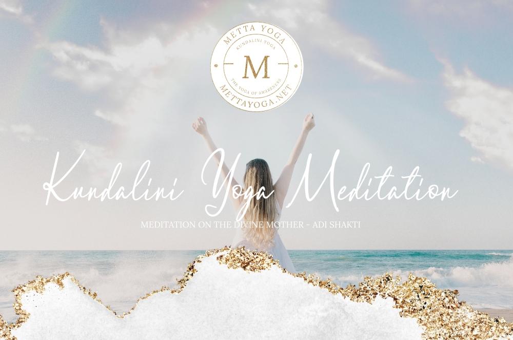 Metta Yoga, mettayoga.net, tiaga nihal kaur, divine mother, adi shakti, amma, bhakti mantra, meditation, kundalini, kundalini yoga, kundalini yoga meditation, meditasjon, mindfulness, oppmerksomhets nærvær