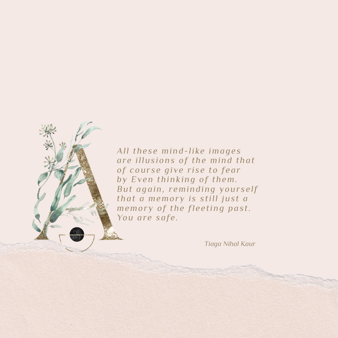 Metta Yoga, MettaYoganet, Tiaga NIhal Kaur, Kundalini Yoga Teacher, Yoga Teacher, Buddhism, Mindfulness, Meditation, Illusion, Suffering, How to deal with difficult emotions